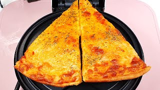 Waffle  MAKER VS Cheese Pizza …