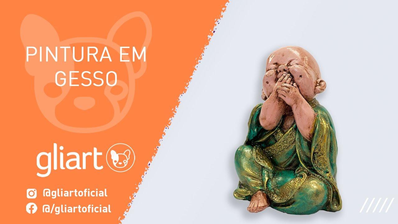 PINTURA EM GESSO