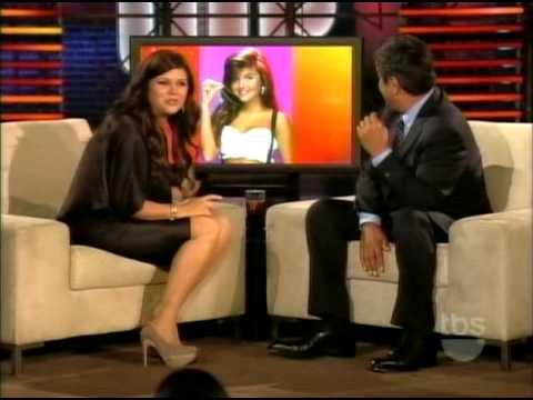 Tifi Thiessen   lopez tonight7222010 HQ.avi