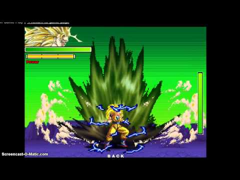 Dragon ball fighting 1.9 All kamehameha's