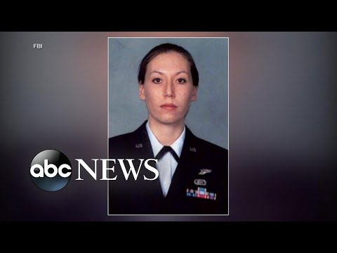 Air Force counterintelligence officer charged with spying