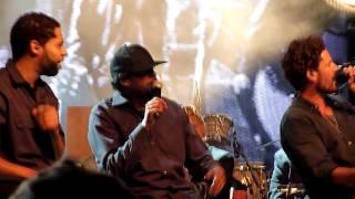 Max Herre feat. Samy Deluxe uvm. - Wenn der Vorhang fällt (live) @ Tanzbrunnen Köln