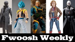 Weekly! Ep93: Captain Marvel, Dragon Ball, Star Wars, Gremlins, Legends, DC, MAFEX, and more!