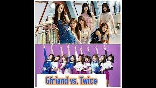 Video Gfriend vs. Twice download MP3, 3GP, MP4, WEBM, AVI, FLV Maret 2018