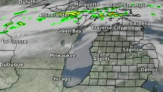 Metro Detroit weather forecast for April 27, 2021 -- 6 a.m. Update