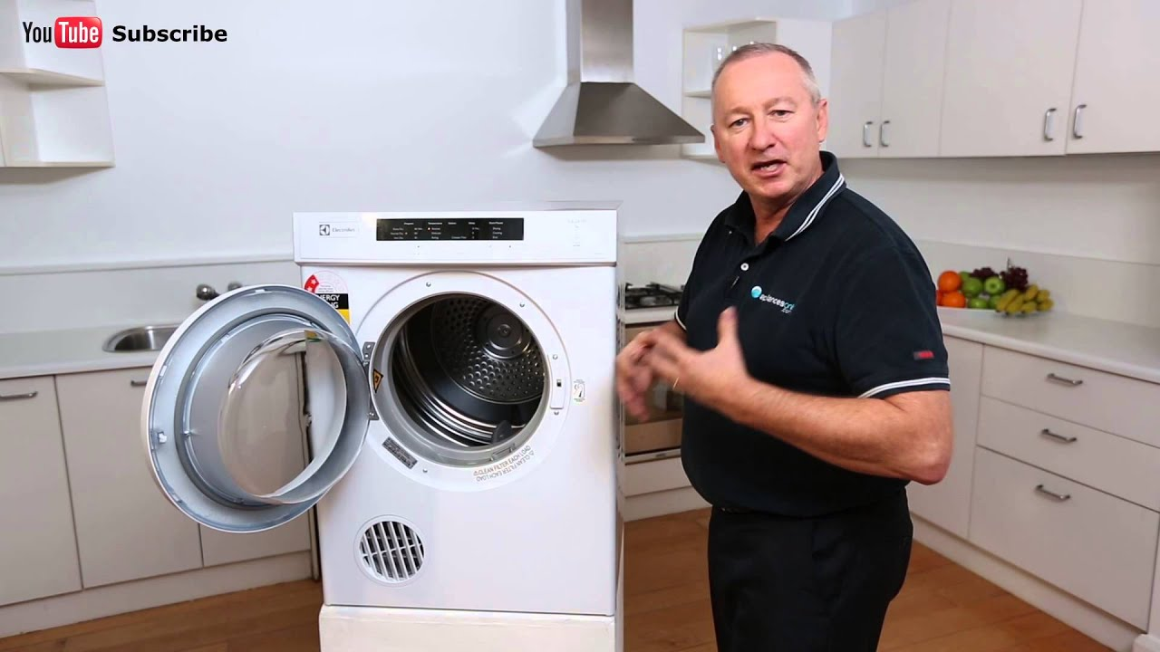edv5051 5kg electrolux dryer reviewed by expert appliances online rh youtube com