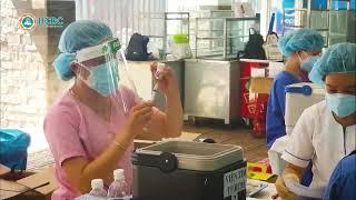 Quận 3:  Tiêm chủng vắc xin phòng COVID 19 cho giáo viên và hộ nghèo, cận nghèo