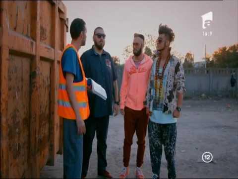 Roby Roberto și prietenii caută disperați biletul câștigător de la Loto