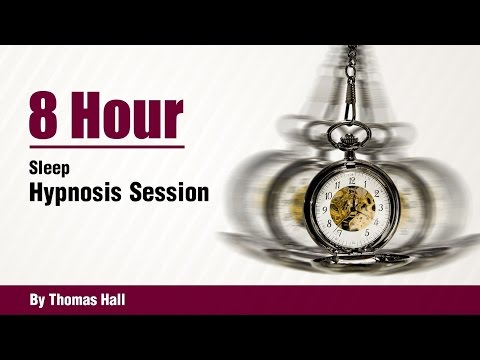 Stop Stress & Relax - Sleep Hypnosis Session - By Thomas Hall
