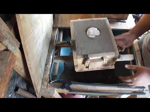 Casting Day #10 - Gingery Dividing Head Castings P1