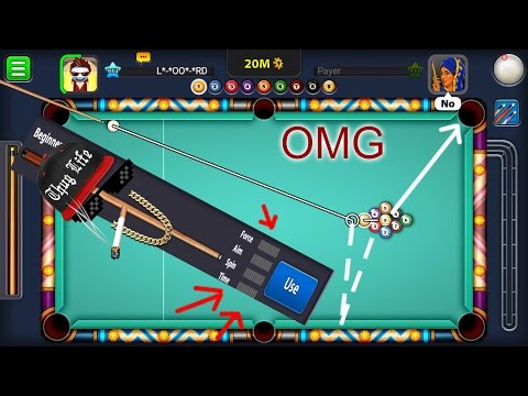What is the best break in 9 ball pool with  beginner cue? ( الفوز ب أضعف عصا بالعبه)