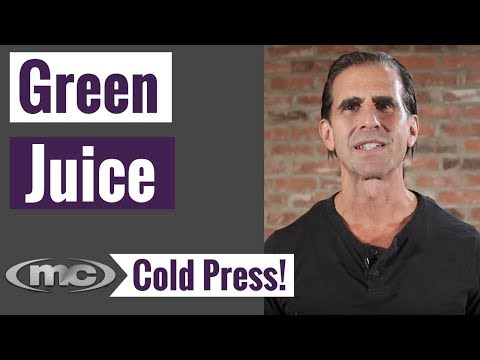Best Cold Press Green Juice