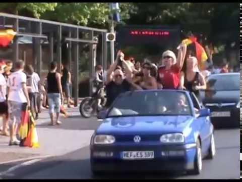 Deutschlad Argentinien Bad Hersfeld