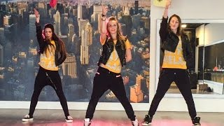 Macklemore & Ryan Lewis - Downtown - Easy Fitness Dance Choreography