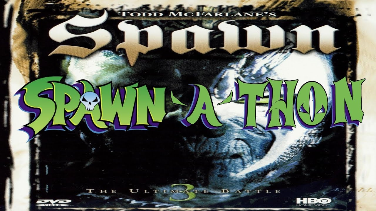 Download SPAWN-A-THON: TMF's Spawn Season 3 (1999) - Part 1