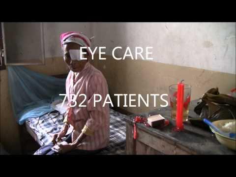 Health Care in Remote Area, Laos February 2012