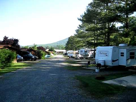 Yogi Bear Campground Luray Virginia Youtube