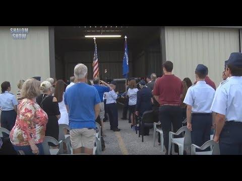 USAF Auxiliary CAP Dedication Boca Raton