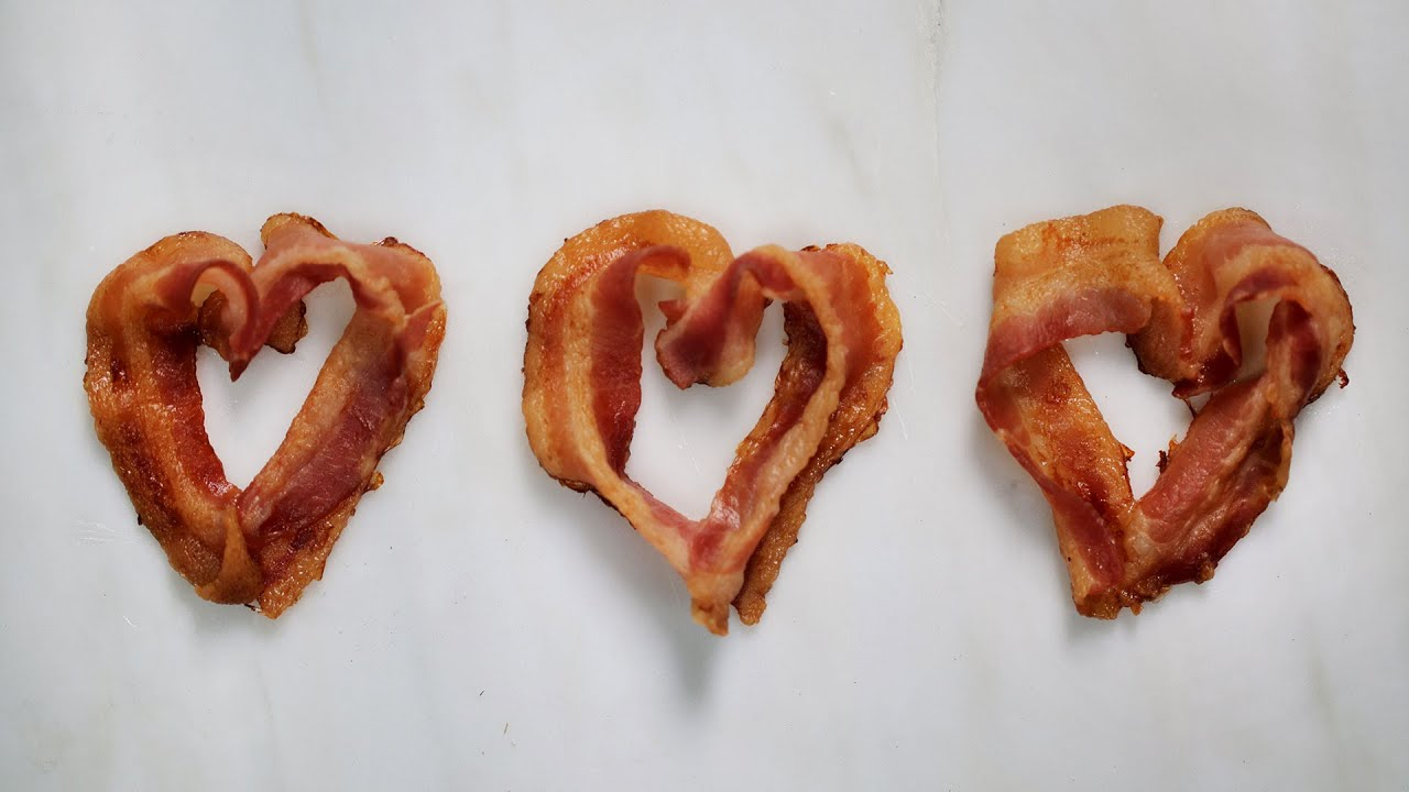 Heart shaped bacon southern living youtube for Southern living login