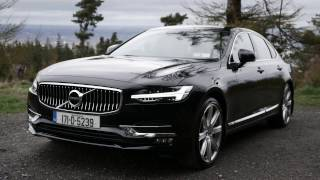 2017 Volvo S90 Review - Carzone
