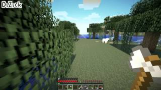 Яна и DiZick в Minecraft-е 6 часть