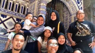 Family Gathering Bapak Daniel Burhanuddin bersama Trans A Tour Indonesia