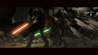 Star Wars Music Video: Warriors Imagine Dragons(Music by imagine dragons (warriors) And UMG clips by blur studios (star wars the old republic cinematics) and Lucasarts (I guess Disney) I don't own any of this ..., 2015-03-19T03:42:26.000Z)