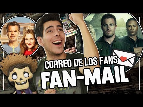UNBOXING: El Correo de los Fans (Fan-Mail)   Caja de Peliculas