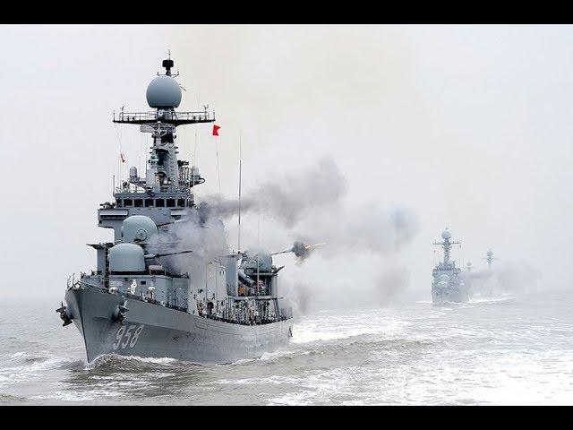"""Chiêm ngưỡng dung nhan 2 thành viên mới """"gia đình"""" pháo hạm Việt Nam"""