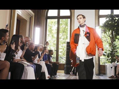 Valentino | Spring Summer 2018 Full Fashion Show | Menswear