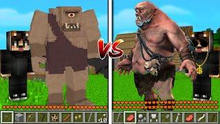 1$ TEPE GÖZ VS 1000$ TEPE GÖZ! 😱 - Minecraft