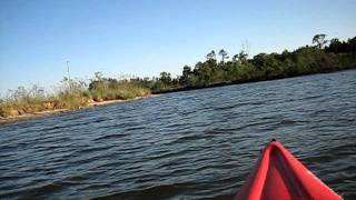 Kayaking the San Jacinto River
