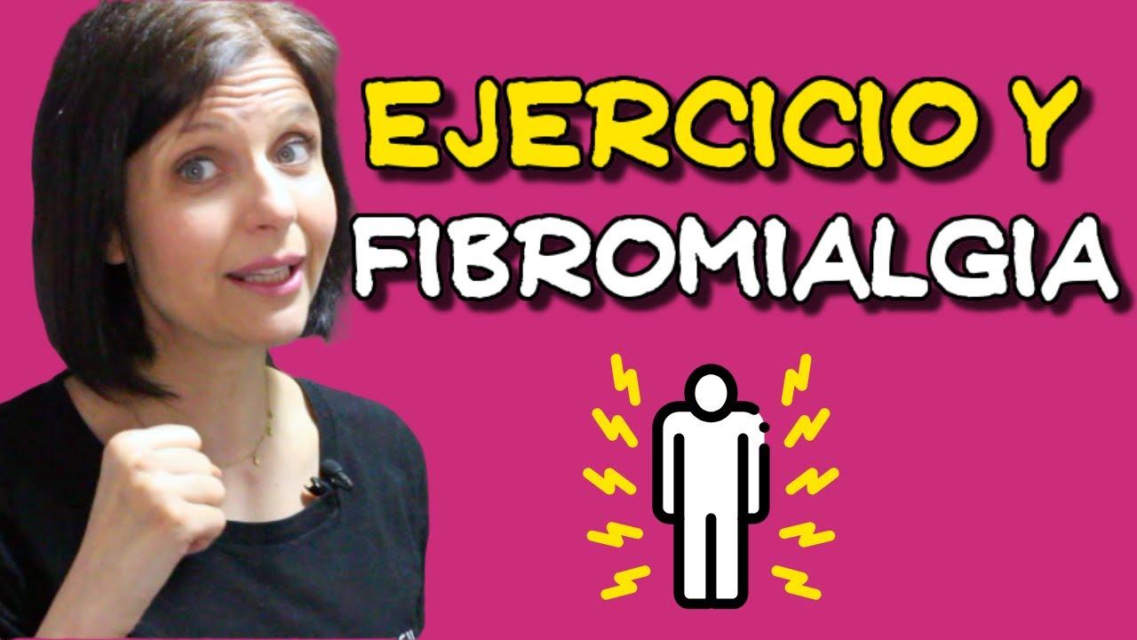 Ejercicio y Fibromialgia ➡️ Lo que tienes que saber 👍🏻