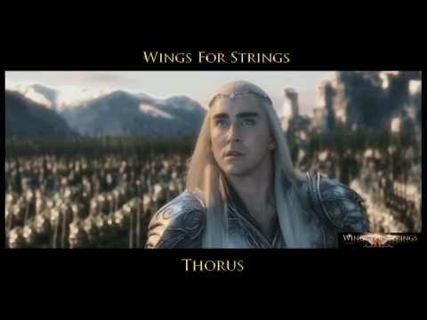 Epic Cinematic Music Video!!! Thorus by Wings For Strings | Orchestral, Classic