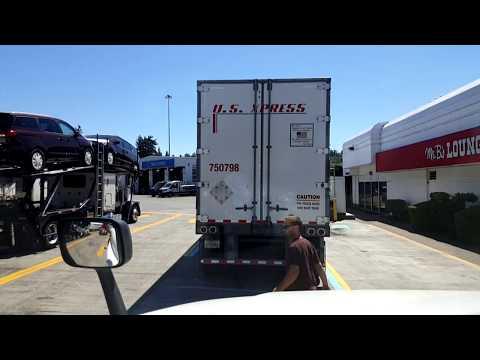 BigRigTravels LIVE! - Troutdale, Oregon to Sumner, Washington -  Interstate 205 & 5 North - 7/17/17