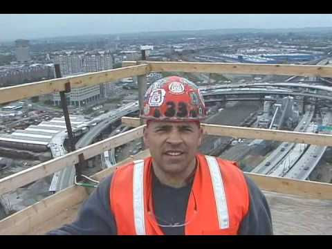 BOSTON'S BIG DIG PROJECT IN 2001, The Zakim bridge and the old I-93 Artery,