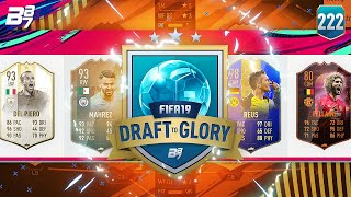 FLASHBACK MAHREZ IS A JOKE! | FIFA 19 DRAFT TO GLORY #222