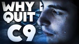 SHROUD ON WHY HE LEFT C9