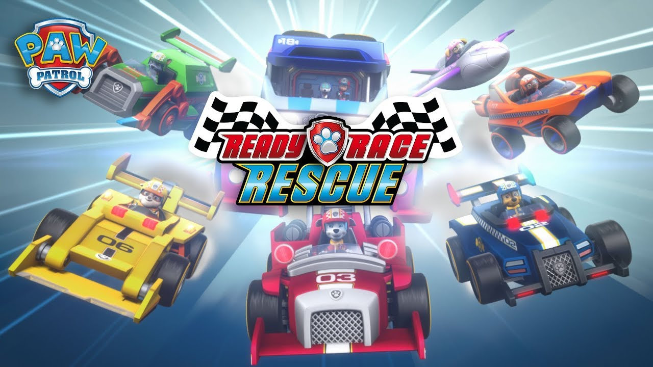 NEW PAW Patrol Movie Ready Race Rescue! | PAW Patrol Official & Friends