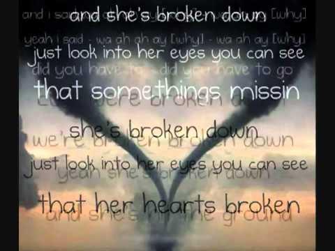 Broken Down-  Kevin Hammond( lyrics)