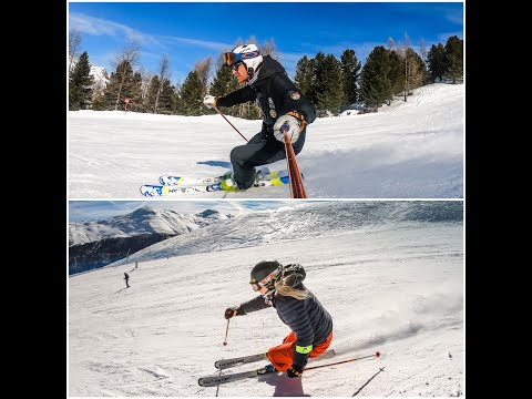 "Ski Instructor Livigno ""LEARN TO HAVE FUN ON SNOW"" #Carvingtechnique #learntohavefunonsnow"