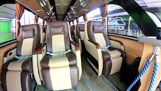 Interior Mewah Pandawa87 Scania SHD