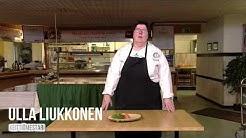 Ulla Liukkonen esittelee : Santoku-veitsi