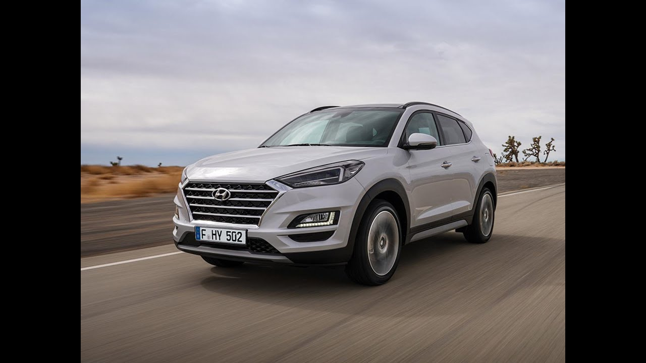Hyundai Derniers Modèles >> Hyundai Tucson 2018 1er Essai En Video