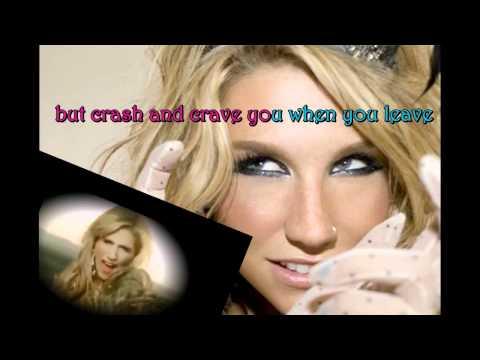 Your love is my drug - Ke$ha[Karaoke/Instrumental] Official!