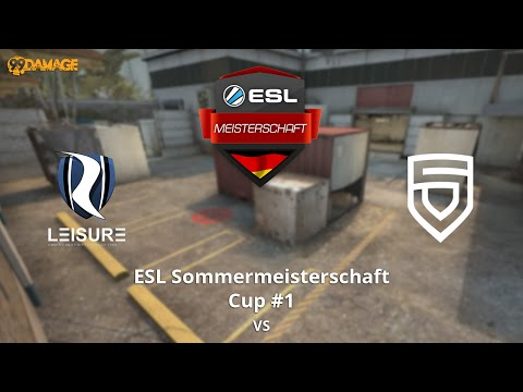 LeiSuRe vs. PENTA Sports | ESL Sommermeisterschaft 2016 Cup #1 | de_cache