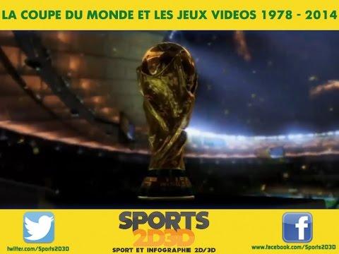 FIFA World Cup Games - Les Jeux Vidéos des Coupes du Monde 1978-2014