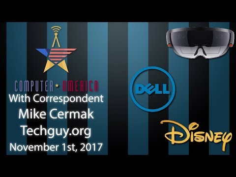 Techguy.org's Mike Cermak Interview, Computer and Technology Correspondent