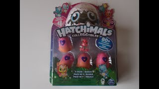 hatchimals colleggtibles 80# serie 4