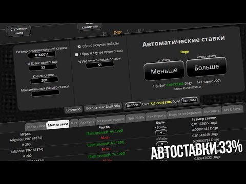 Автоматы ставка от 0.01 руб